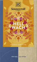 Hellwach Tee Happiness is